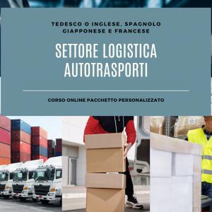 Corso online di Tedesco – Settore Logistica Autotrasporti