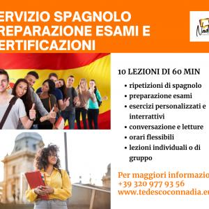 Corso online di Spagnolo – Preparazione Esami e Certificazioni