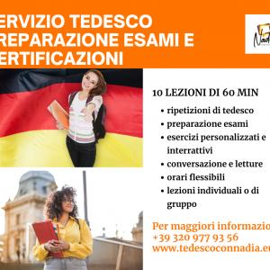 Corso online di Tedesco – Preparazione Esami e Certificazioni